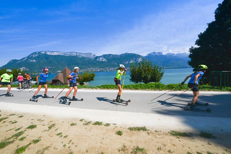Ski Roues Dragons Annecy Club de ski nordic et biathlon